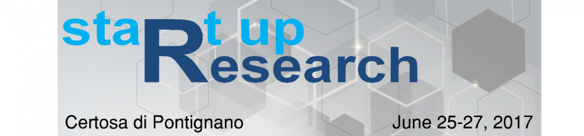 Start up Research